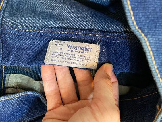 Vintage 1980's Wrangler Jeans - image 5