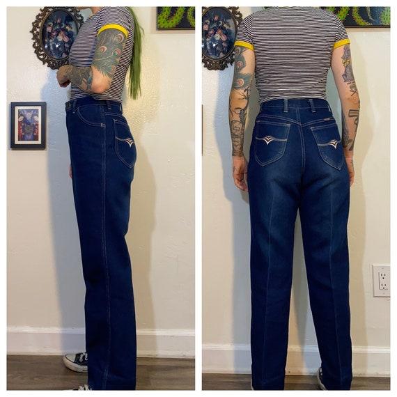 Vintage 1980's Wrangler Jeans - image 2
