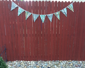 Shapes Bunting Flags