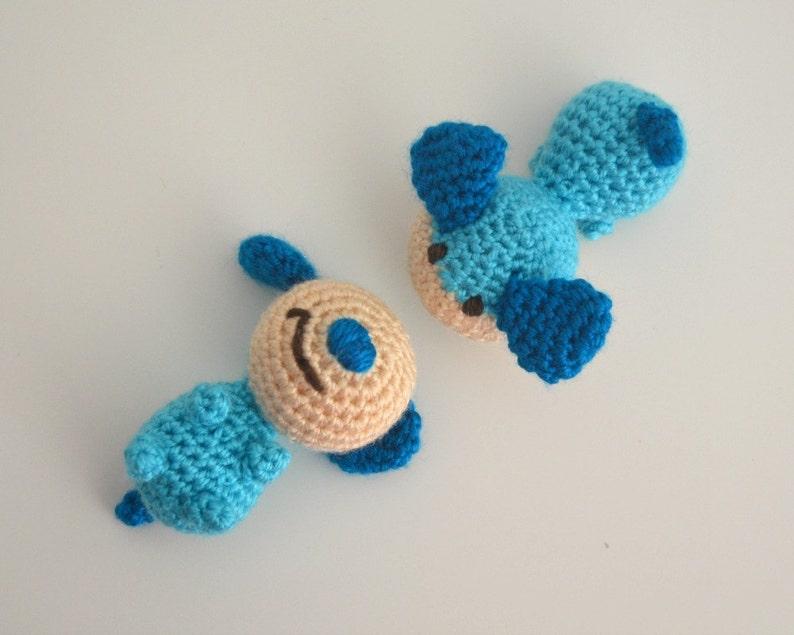 little dog soft toy Amigurumi puppies plushie doggies