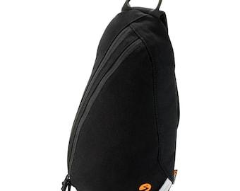 Sling Backpack - Small   Sling Bag, Shoulder Bag, Travel Bag, Laptop Bag, Macbook Bag, Padded Bag, - HEAVY DUTY CANVAS - 1 Year Warranty
