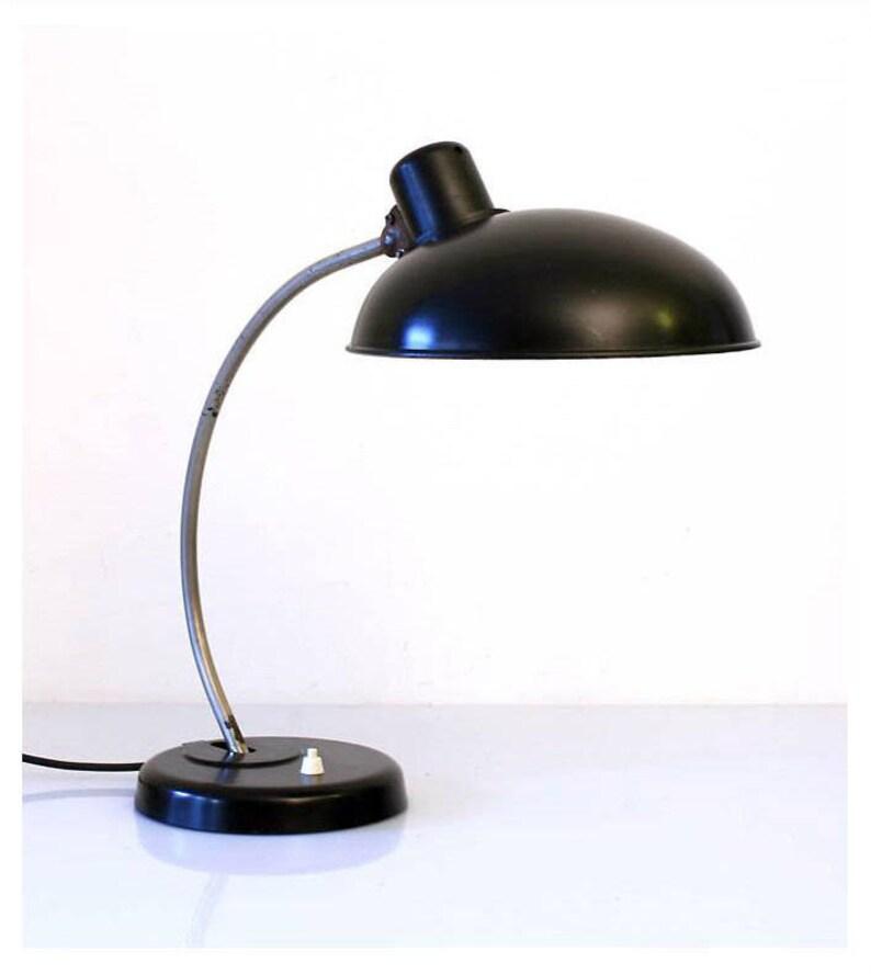 Bauhaus Helion Arnstadt Schreibtischlampe Kaiser Le Etsy