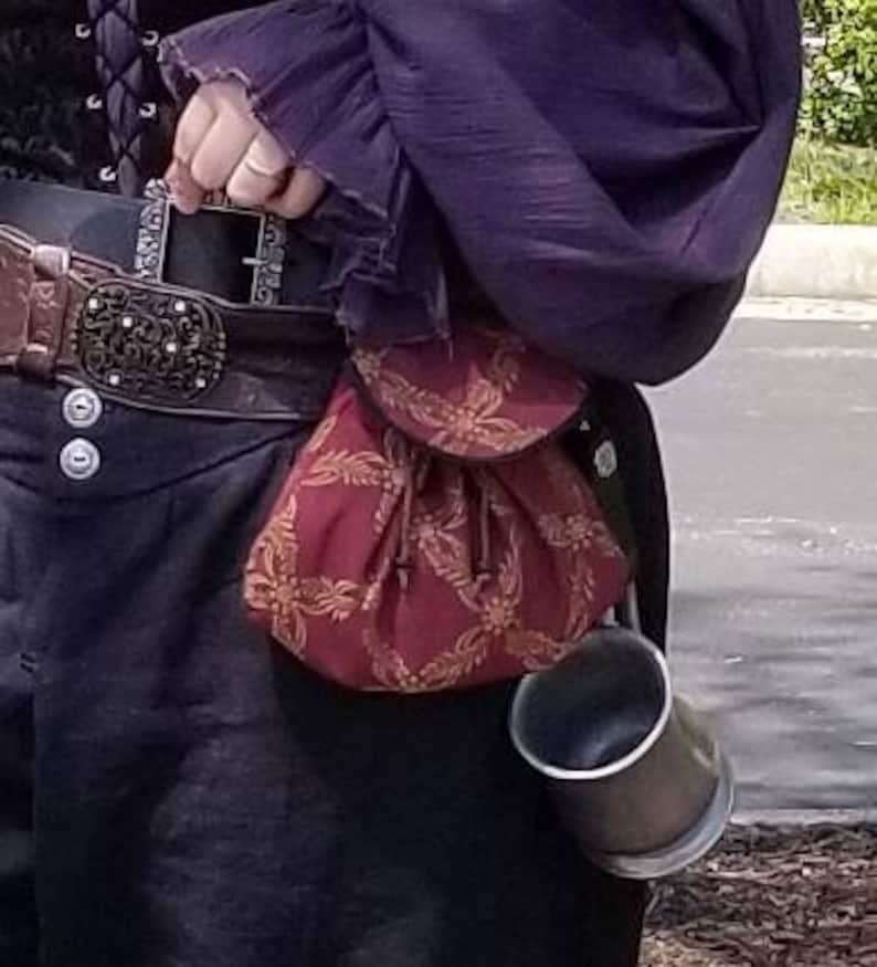 Utility Kit Belt Hip Pouch Renaissance Bag
