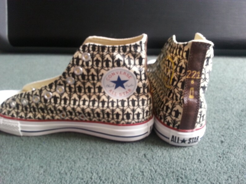 d1a13454f90d1 Sherlock Converse All Star High Tops