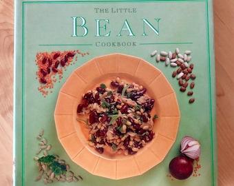 Vintage 1990s Cookbook: The Little Bean Cookbook/ Hardcover