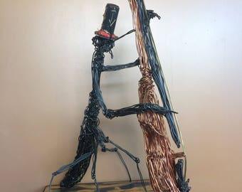 Musical Mantis