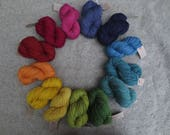 Naturally dyed British Bl...