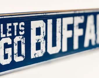 da448158 Lets go buffalo | Etsy