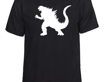 Godzilla 2000 Men's Tshirt