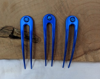 Hair Forks Special Gems