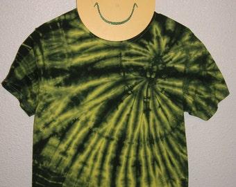 Duck Spiral Tie Dyed T-Shirt