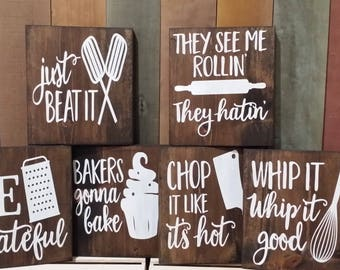 More Colors. Funny Kitchen Signs~ ...
