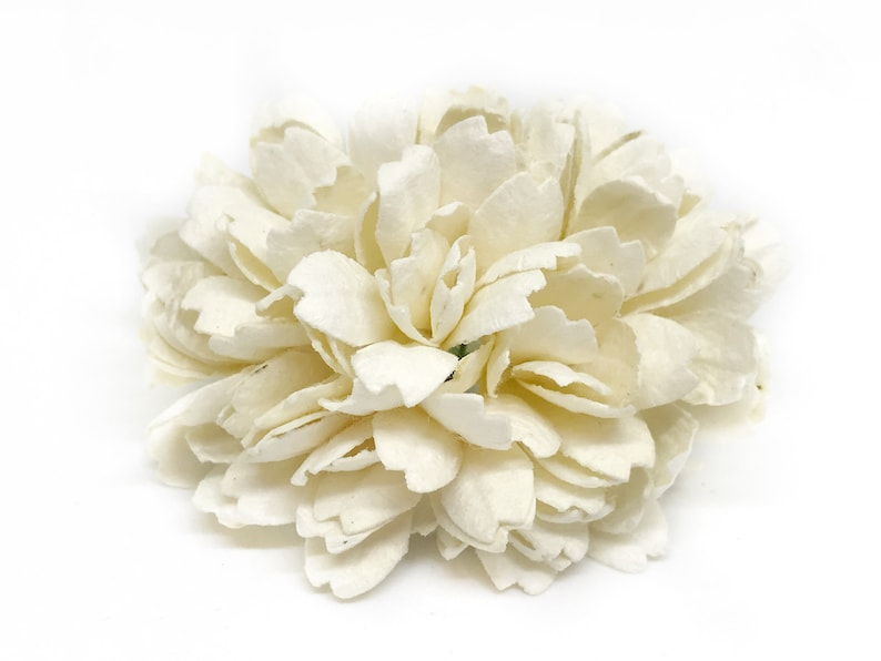 Baby S Breath Paper Flowers Mulberry Paper Flowers White Paper Flowers Fake Flowers Paper Craft Flowers Mini Paper Flowers Tiny Flowers