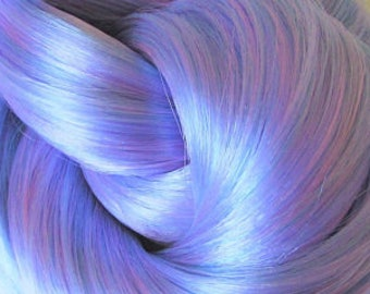PREORDER LARGE Peaceful Saran and Nylon Blend Doll Hair for OOAK, Custom Monster High, My Little Pony, Blythe