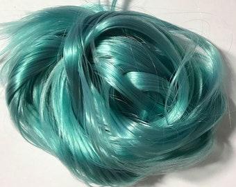 PREORDER LARGE Moonflower Nylon Doll Hair for OOAK, Custom Monster High, My Little Pony, Blythe