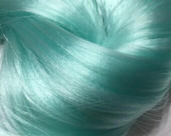 PREORDER Large Hank Frostini Nylon Doll Hair for OOAK, Custom Monster High, My Little Pony, Blythe