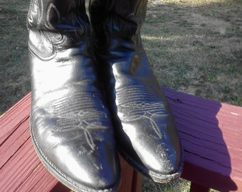 Mens Justin western boots