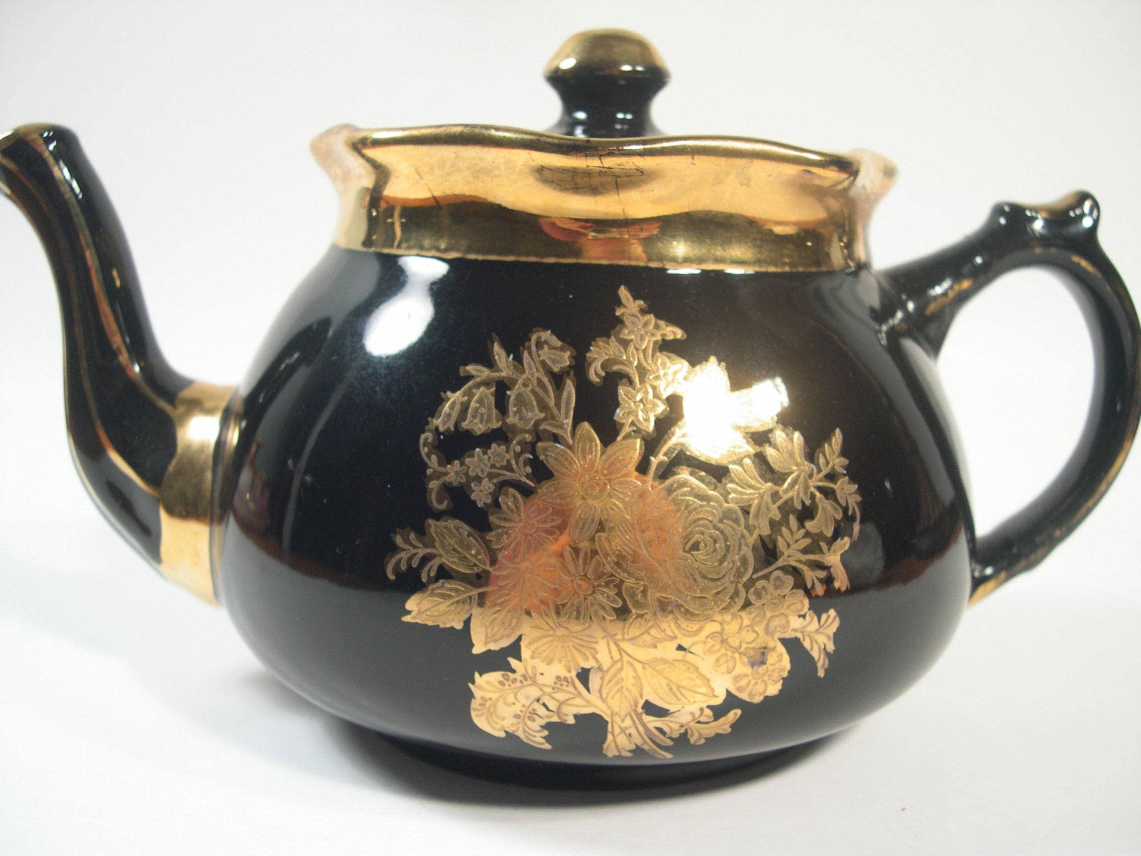 Arthur Wood Vintage Teapot Made In England