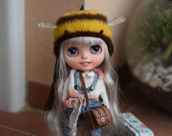 Custom blythe by wanwandoll, custom blythe doll, takara, neo blythe, blythe doll, original blythe custom, art doll, blythe ooa