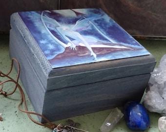 Moonlight Wish Jewellery Box