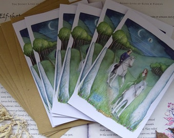 Spirit of Avalon ~ Pack of 6 Cards