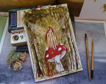 Woodland Wish Journal