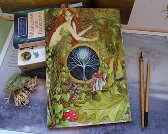 The Green Goddess Journal
