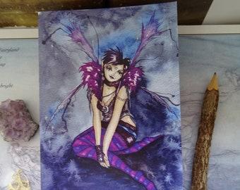 Roxy Purpletoes! A5 Notebook