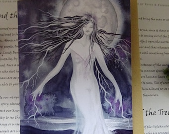 PRINTED ART CARDS