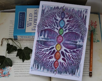 The Crystal Tree Notebook