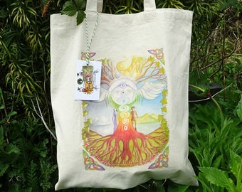 World Tree Tote Bag