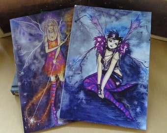 Fairy Notebook Set