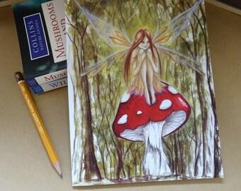 Woodland Wish ~ A5 Notebook