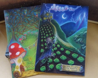 Fairytale Notebook Set ~ Pack of 2