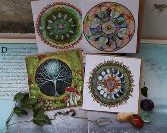 Celtic Mandala Card Pack