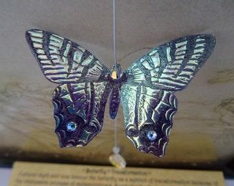 Swarovski Crystal Butterfly SunCatcher