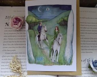 Spirit of Avalon ~ Art Card