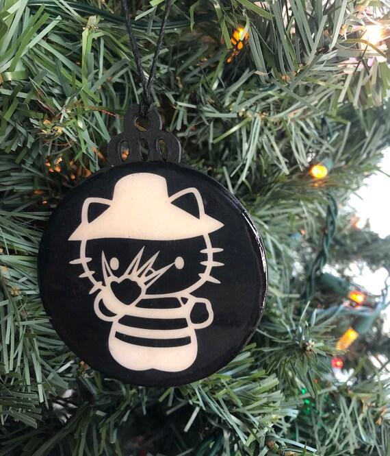 Freddy Kitty Ornament