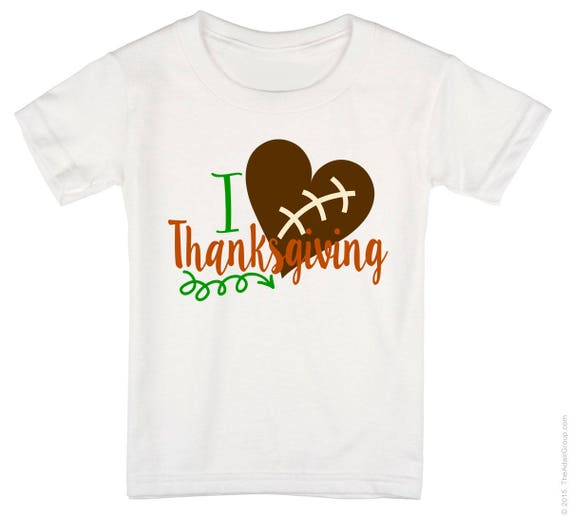 I love Thanksgiving Onesie or Tee