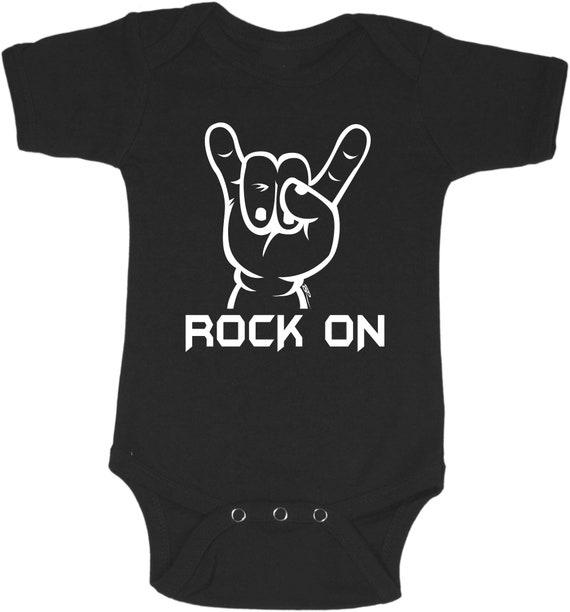 Rock On Onesie or Tshirt
