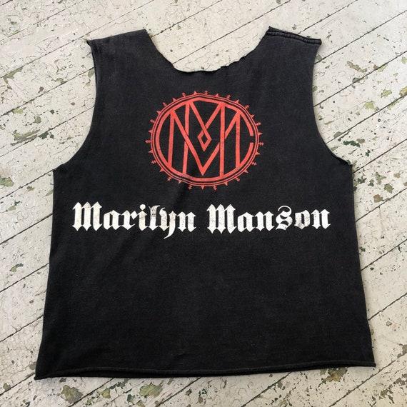 Marilyn Manson The Celebritarian T-Shirt - image 2