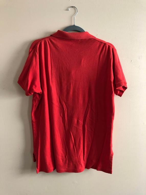 80s Ralph Lauren Polo Shirt - image 2