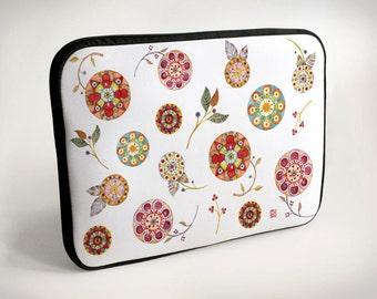 Flowers - Laptop Case - Laptop Bag - Laptop Sleeve