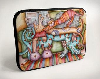 Cats - Laptop Case - Laptop Bag - Laptop Sleeve