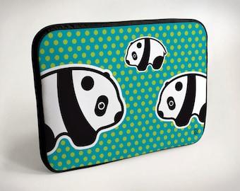 Panda - Laptop Case - Laptop Bag - Laptop Sleeve
