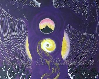 Shambala (prints and cards)