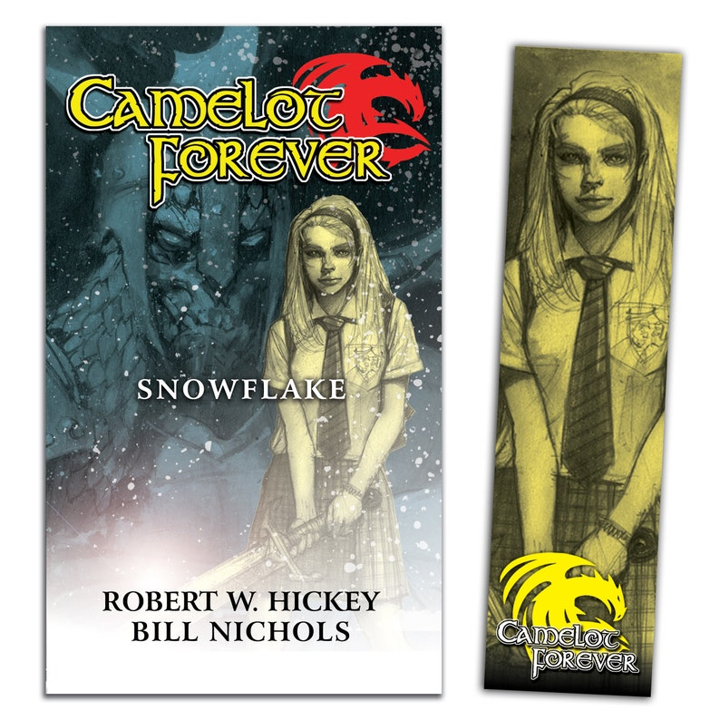 Camelot Forever: Snowflake Short Story Ashcan Limited to 1000 image 0