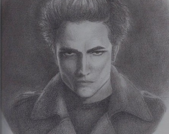Edward Cullen Portrait