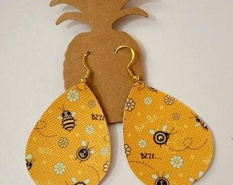 Bee Kind earrings