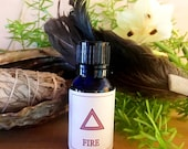 Fire Element Aromatherapy...